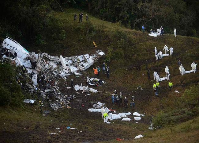 Tres años se conmemoran del accidente del Chapecoense | Internacional | Deportes | EL FRENTE
