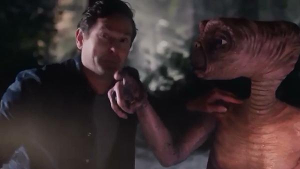 E.T. volvió a la Tierra 37 años después en un emotivo comercial | Entretenimiento | Variedades | EL FRENTE