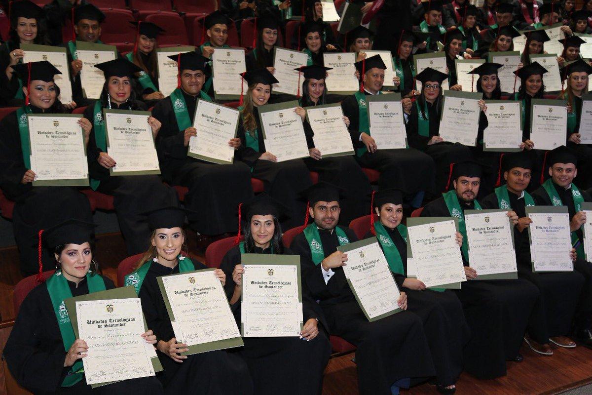 Grados en las UTS. La ceremonia será este 4 de diciembre en Barrancabermeja | EL FRENTE