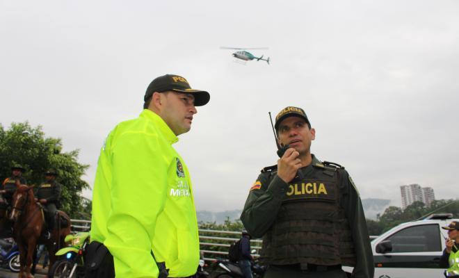 Policía de Bucaramanga ganadora a nivel nacional en tres categorías | EL FRENTE