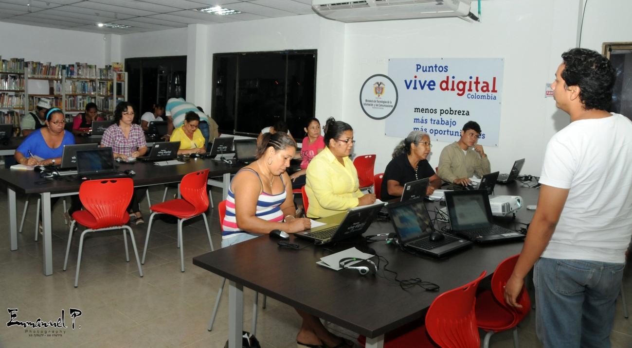 Inscripciones en Barrancabermeja. Cursos básicos certificados por el Sena con la Secretaría TIC   EL FRENTE