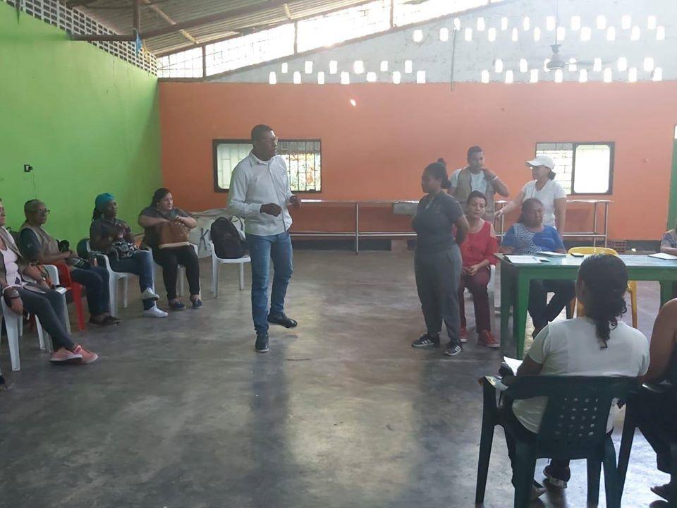 BREVES PORTEÑAS: Plenaria con la mesa Municipal de Victimas | EL FRENTE