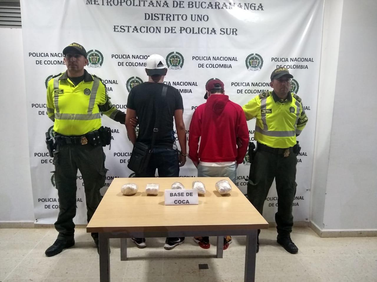 59 capturados el fin de semana en Bucaramanga   EL FRENTE