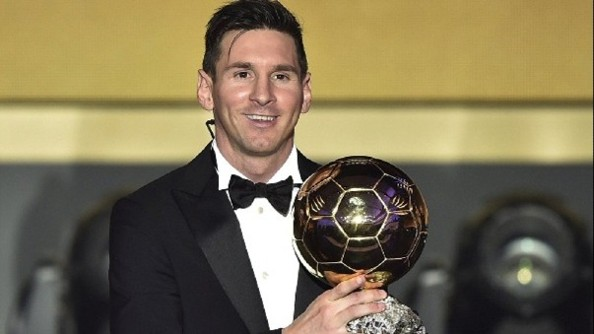 ¡Messi ganador del Balón de Oro! | Internacional | Deportes | EL FRENTE