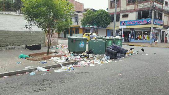 Comerciantes que no reciclen serán sancionados    EL FRENTE