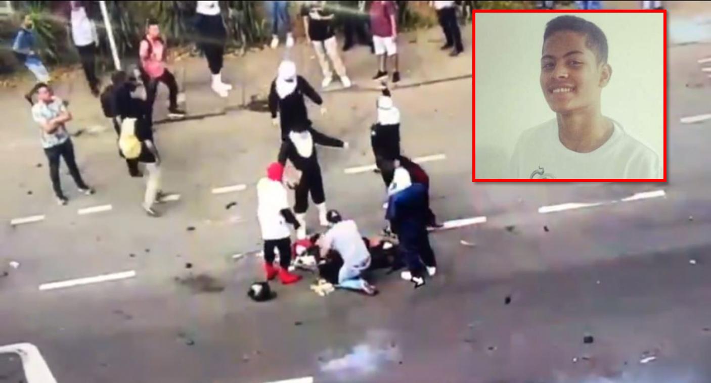 Murió joven al que se le explotaron papas bomba en bloqueos   EL FRENTE