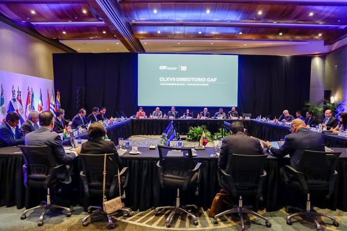 USD 1.325 millones para calidad de vida. Directorio CAF aprobó dinero para proyecto en Santander | Economía | EL FRENTE