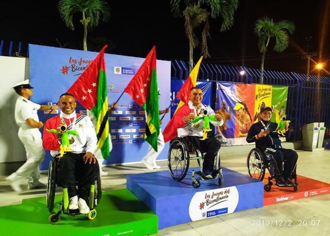 Santander se ubica de tercer puesto en los Juegos Paranacionales  | Local | Deportes | EL FRENTE
