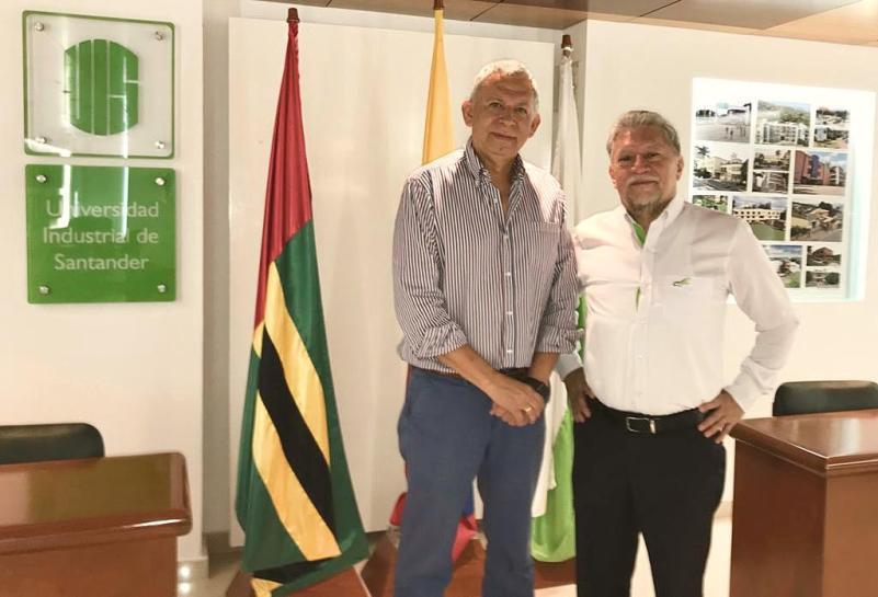 Vicepresidente de Ecopetrol recibió homenaje. Egresado UIS con historia en la Industria Petrolera | Educación | Variedades | EL FRENTE
