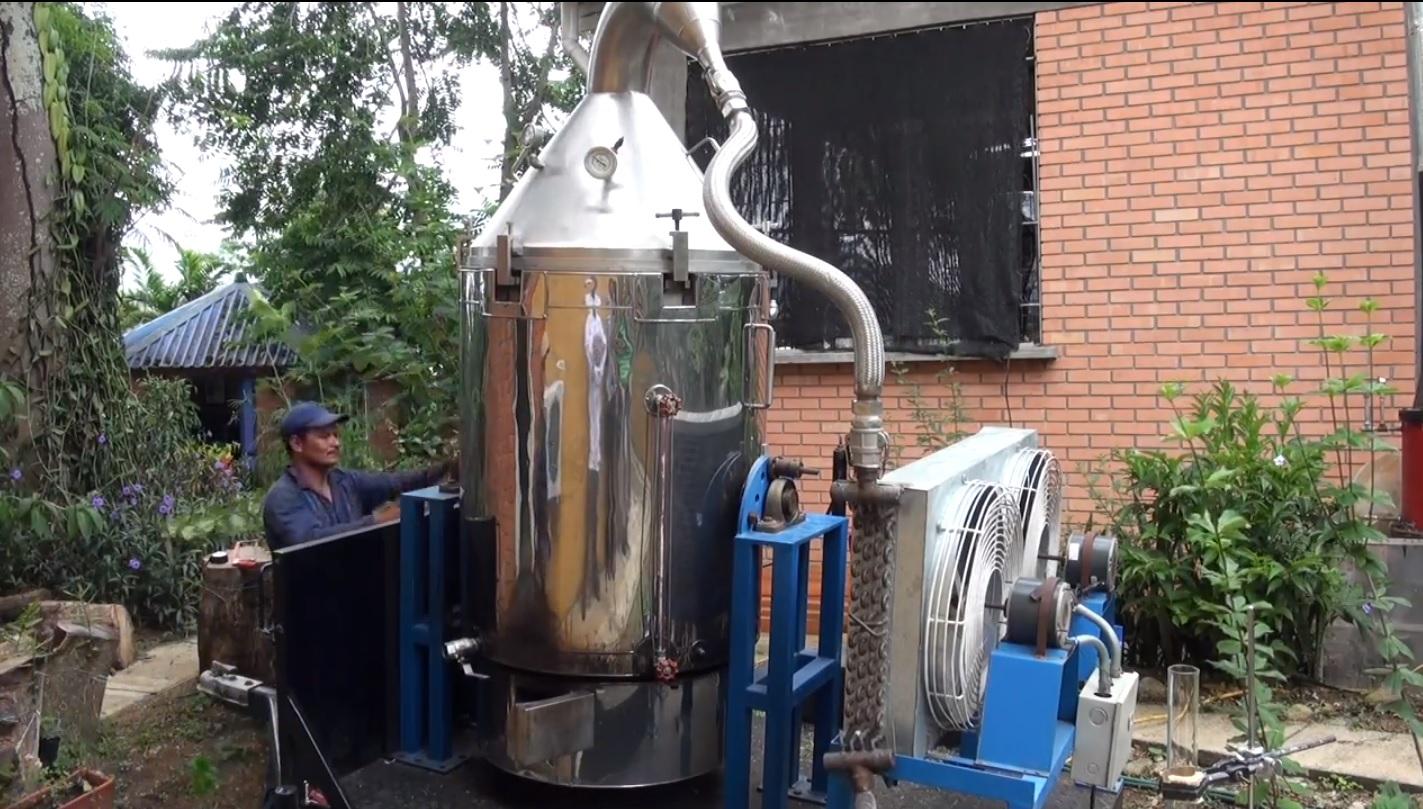 Convenio agroindustrial de plantas aromáticas. Impulso a producción en la Hoya del Río Suárez | Economía | EL FRENTE