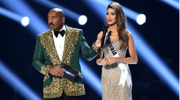 Comentario ofensivo sobre Colombia en Miss Universo  | Entretenimiento | Variedades | EL FRENTE