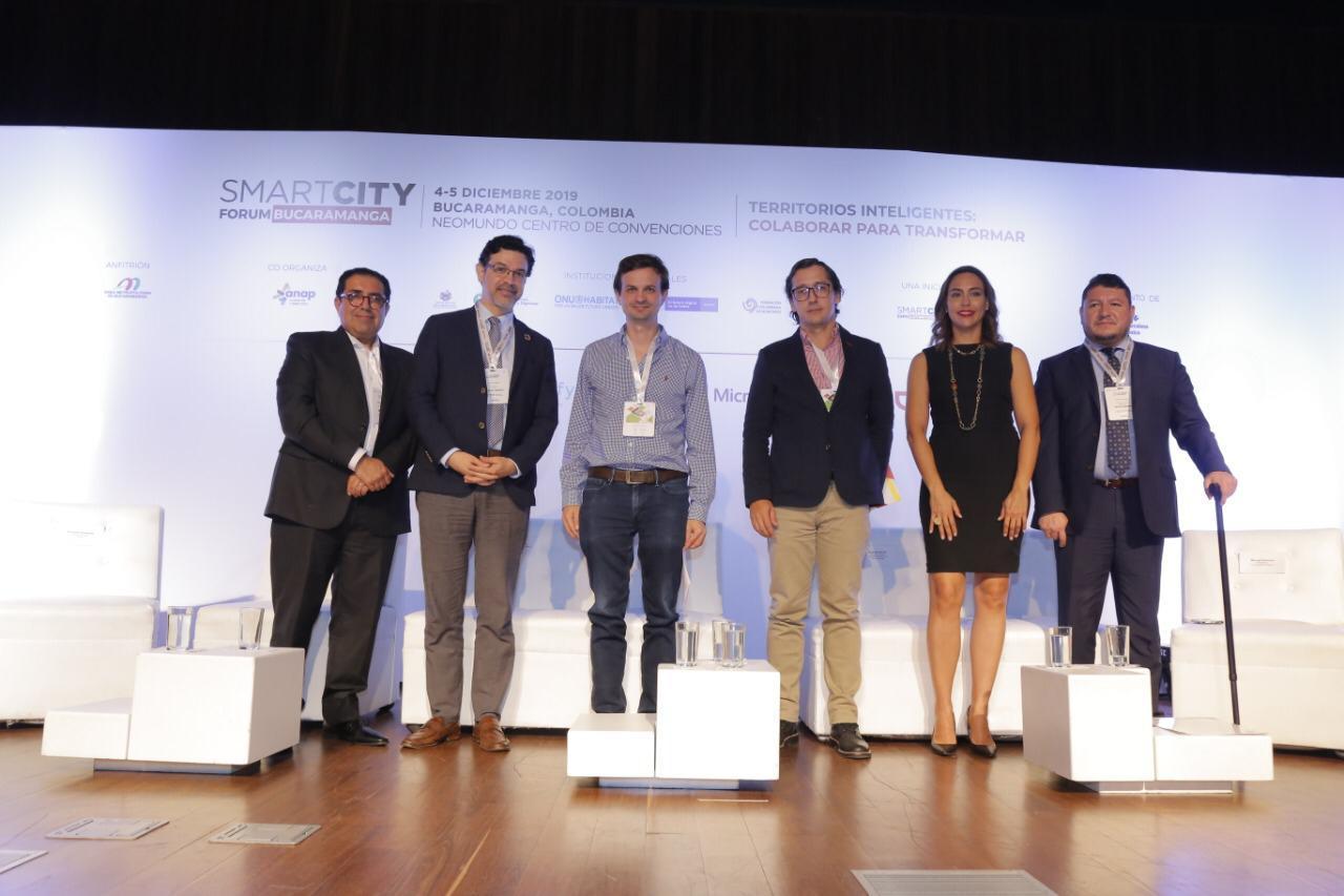 Primera edición del Smart City Forum. Bucaramanga en pro de la transformación urbana  | Economía | EL FRENTE