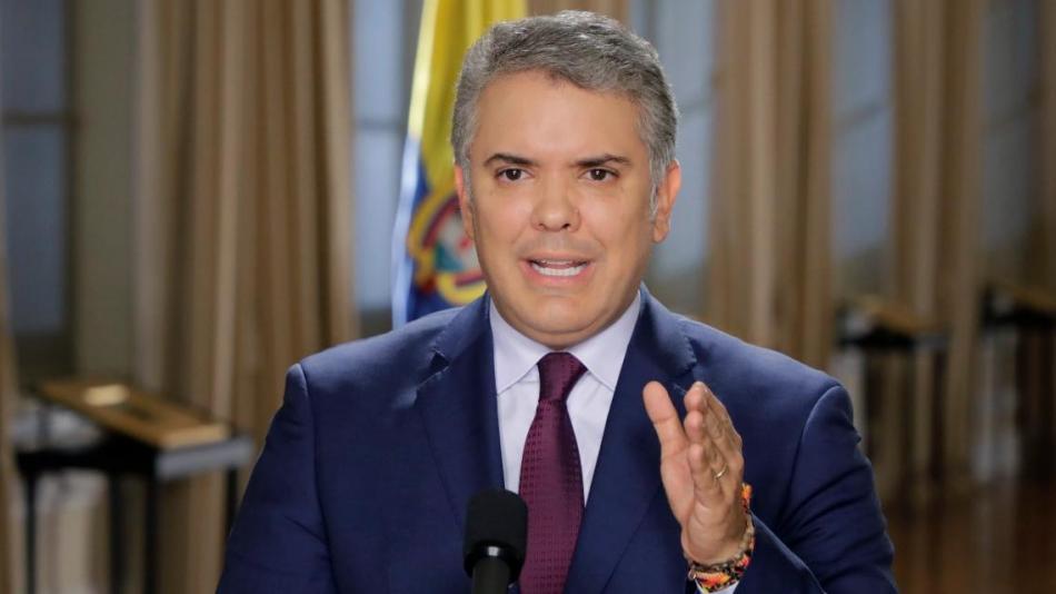 El Esmad no es una fuerza asesina: presidente Duque | Nacionales | Colombia | EL FRENTE