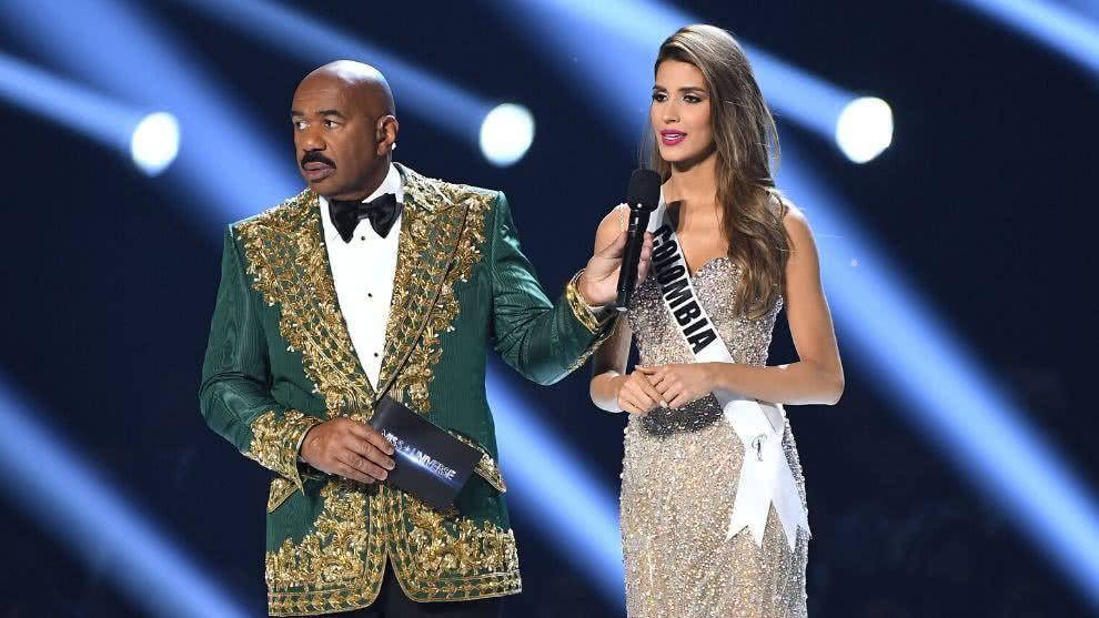 Colombia enviaría carta a Miss Universo por comentario de Steve Harvey hacia el país | Nacionales | Colombia | EL FRENTE