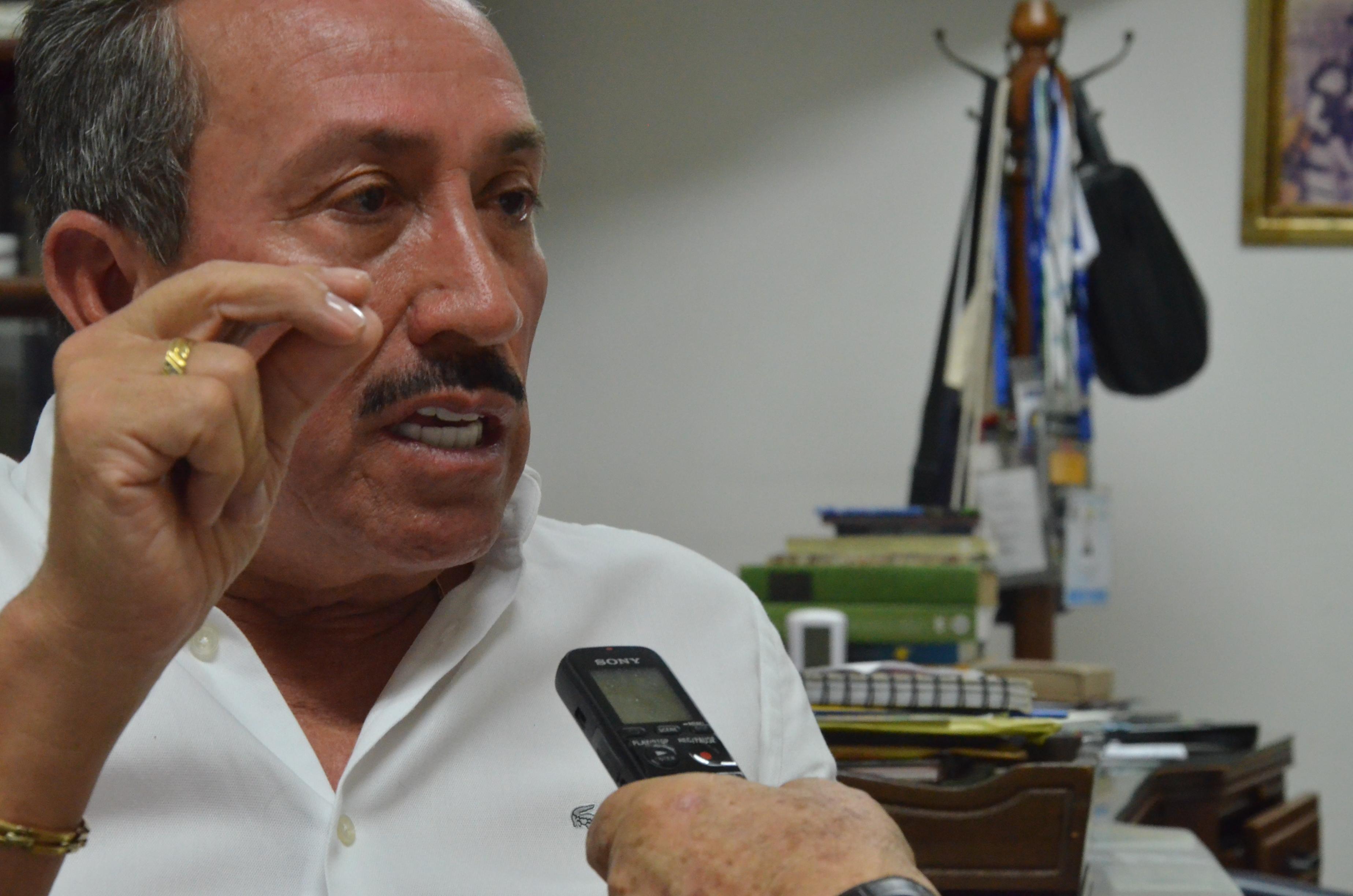 Vuelve la persecución política contra el Coronel Hugo Aguilar | Política | EL FRENTE