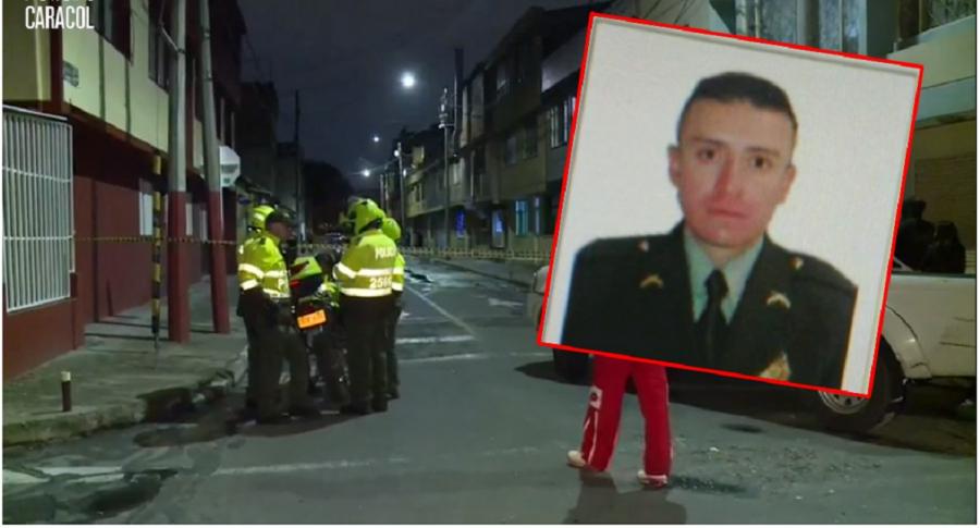 Policía murió baleado cuando ladrón lo sorprendió por las espalda | Nacional | Justicia | EL FRENTE