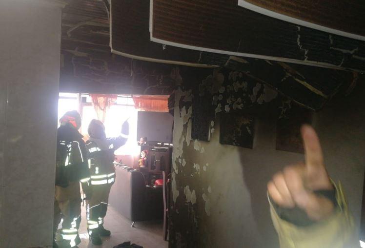 Explosión en una cocina dejó una persona herida en el barrio La Joya | Local | Justicia | EL FRENTE