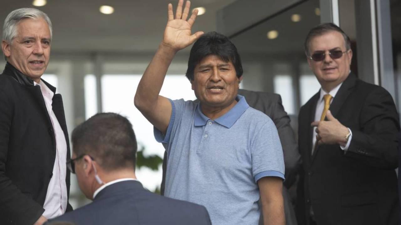 Evo Morales llegó a Argentina y pediría asilo político | Noticias | Mundo | EL FRENTE
