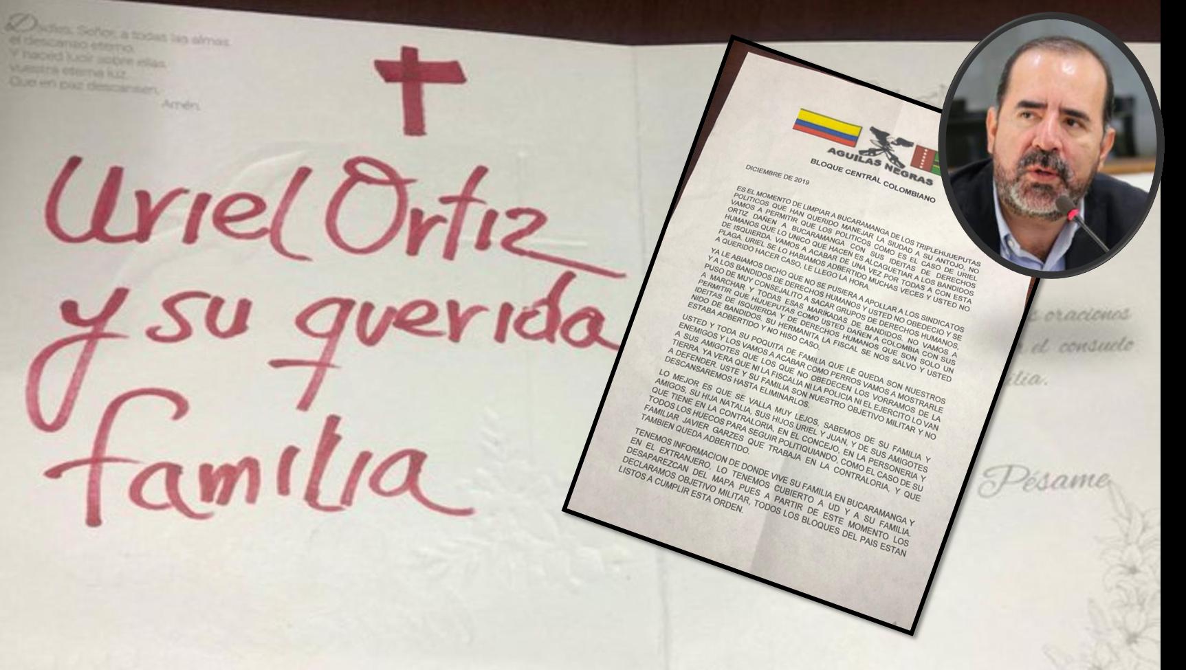 Amenazan de muerte a concejal de Bucaramanga | Justicia | EL FRENTE