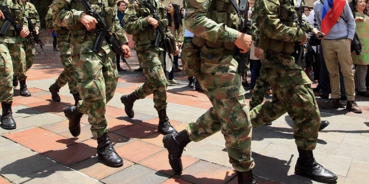 Soldado murió al recibir descarta eléctrica en base militar | Justicia | EL FRENTE
