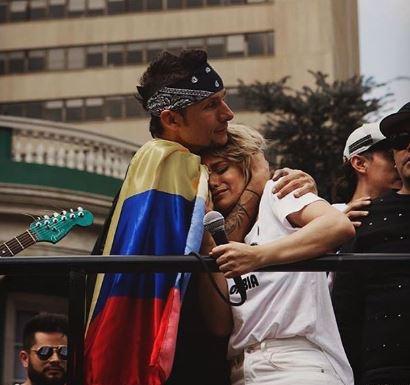 Amenazan de muerte a Adriana Lucía | Nacionales | Colombia | EL FRENTE