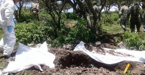 Hallaron dos fosas comunes en Cauca  | EL FRENTE