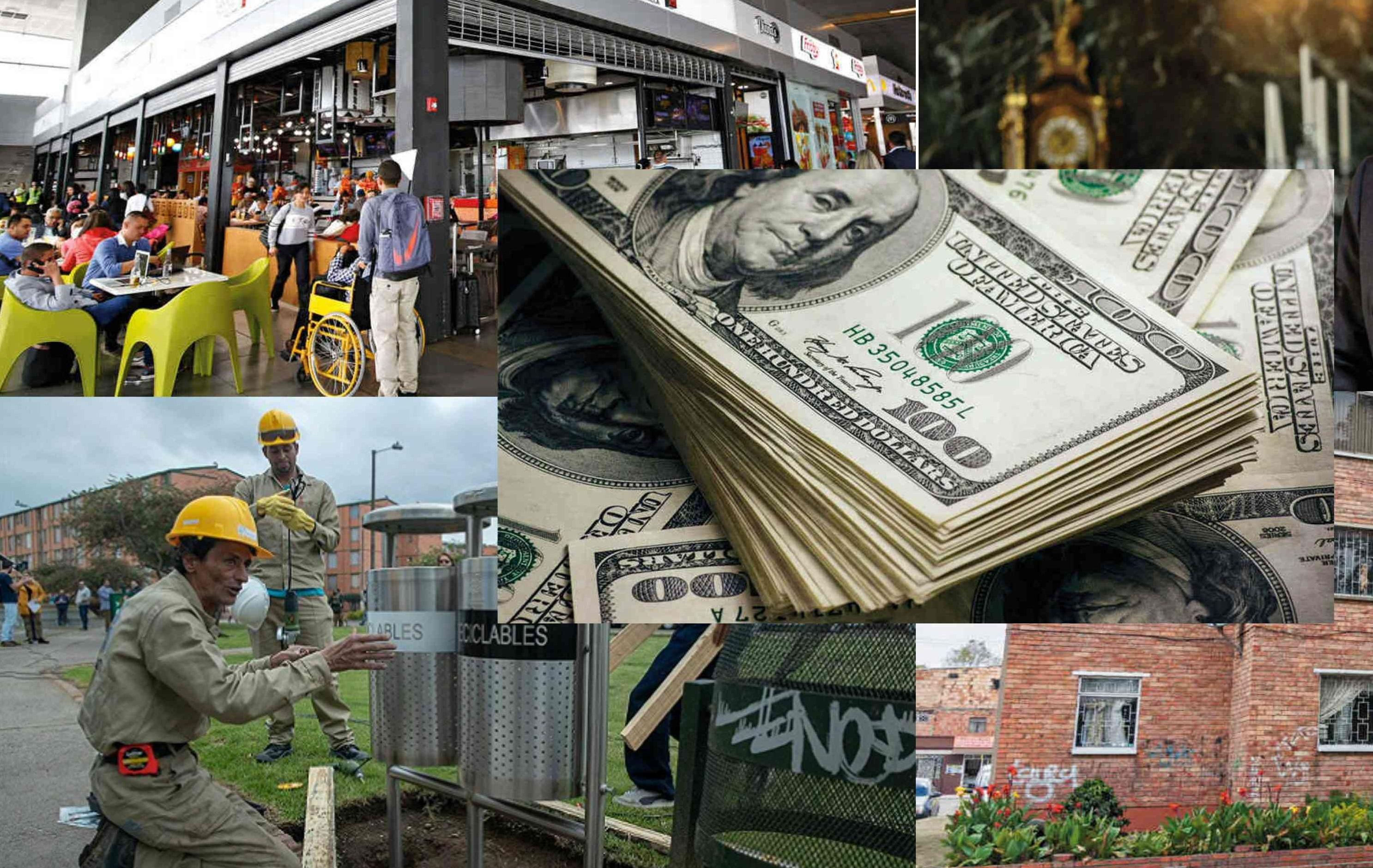 Cuentas de la inversión extranjera en 2019. Colombia recibió US$10.366 millones  | EL FRENTE