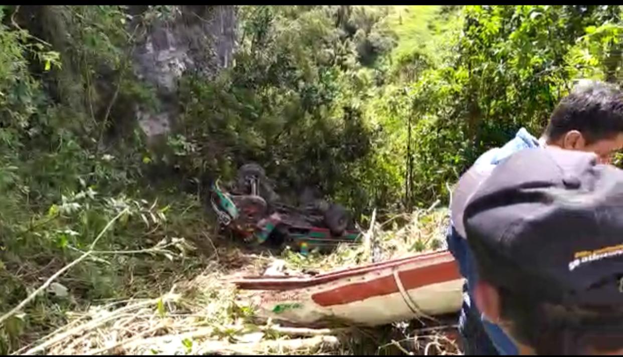 Al menos cinco muertos deja grave accidente entre la vía Sucre - La Belleza, Santander | EL FRENTE