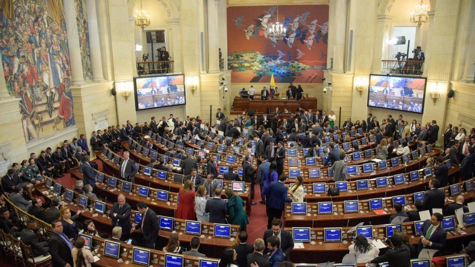 Parlamentarios deberán rendir informe de gestión | EL FRENTE