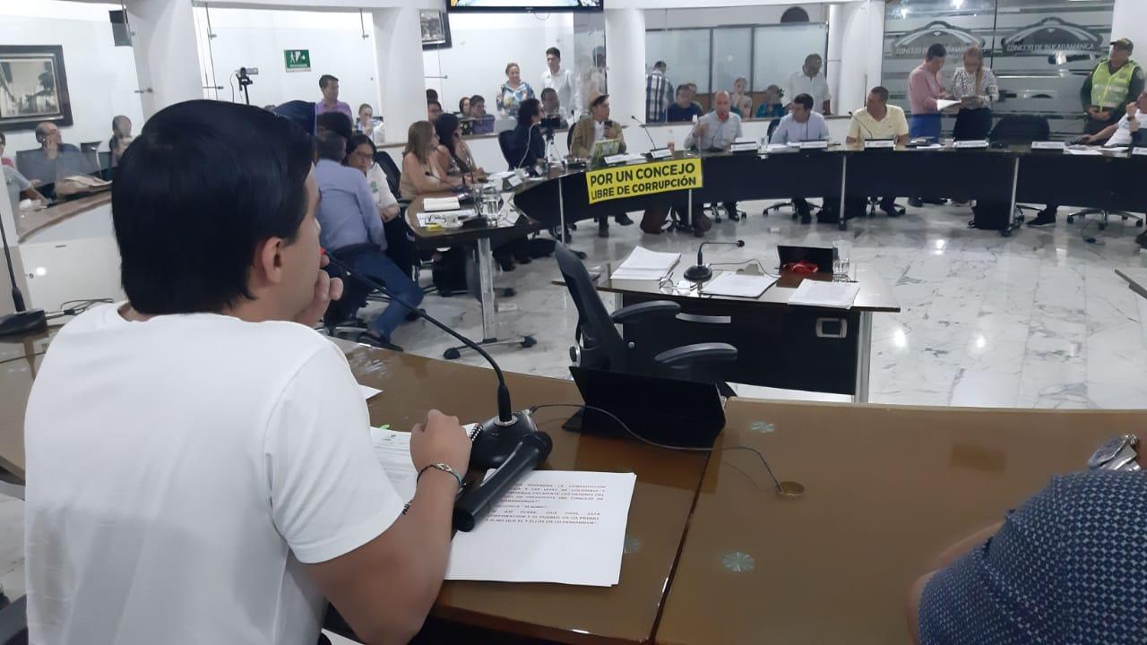 Tres meses tardaría elección de personero y contralor en el concejo de Bucaramanga  | Local | Política | EL FRENTE