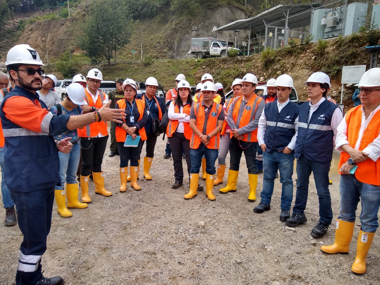 Soto Norte y el repunte en la producción de oro para Colombia  | Local | Política | EL FRENTE
