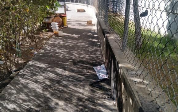 Habitante de calle murió quemado por un hombre en Medellín | Nacional | Justicia | EL FRENTE