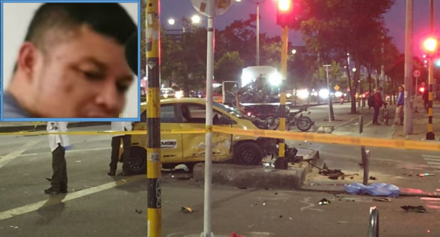 A prisión taxista borracho que mató a motociclista | Nacional | Justicia | EL FRENTE