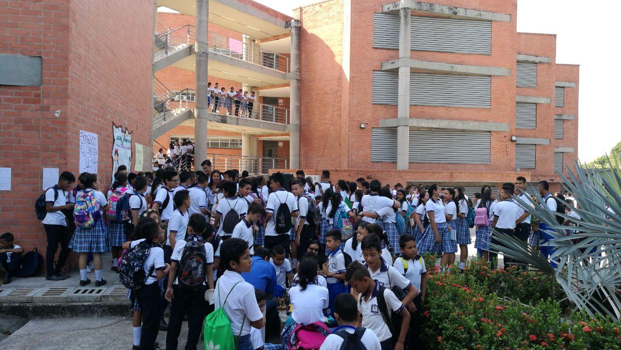 Cerca de 30.000 estudiantes asisten a clases en Barranca. Inició el año escolar sin contratiempos | Municipios | Santander | EL FRENTE