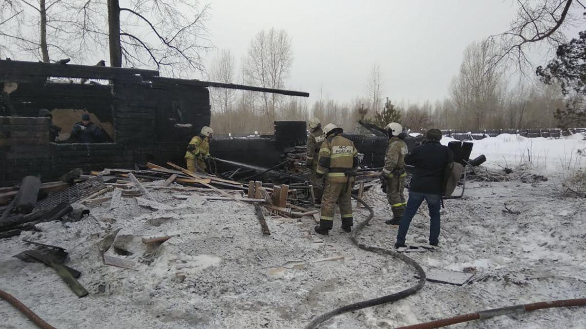 En Rusia mueren calcinados once trabajadores  | Noticias | Mundo | EL FRENTE