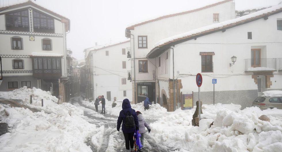 Temporal Gloria deja ya cuatro víctimas fatales en España | Noticias | Mundo | EL FRENTE