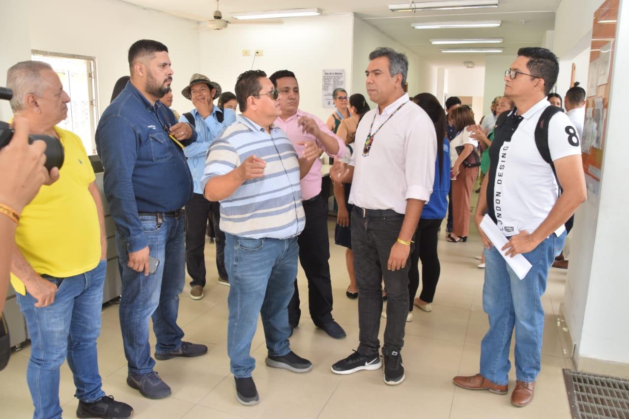 Entregada la ampliación de las instalaciones del CRAV en Barrancabermeja | Municipios | Santander | EL FRENTE