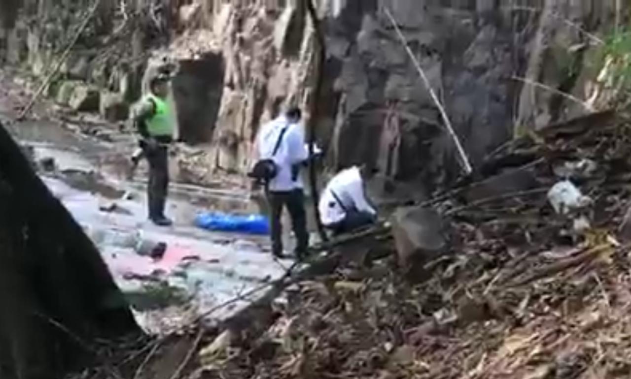 Cuerpo hallado sin vida en vereda Barro Blanco de Piedecuesta | Local | Justicia | EL FRENTE