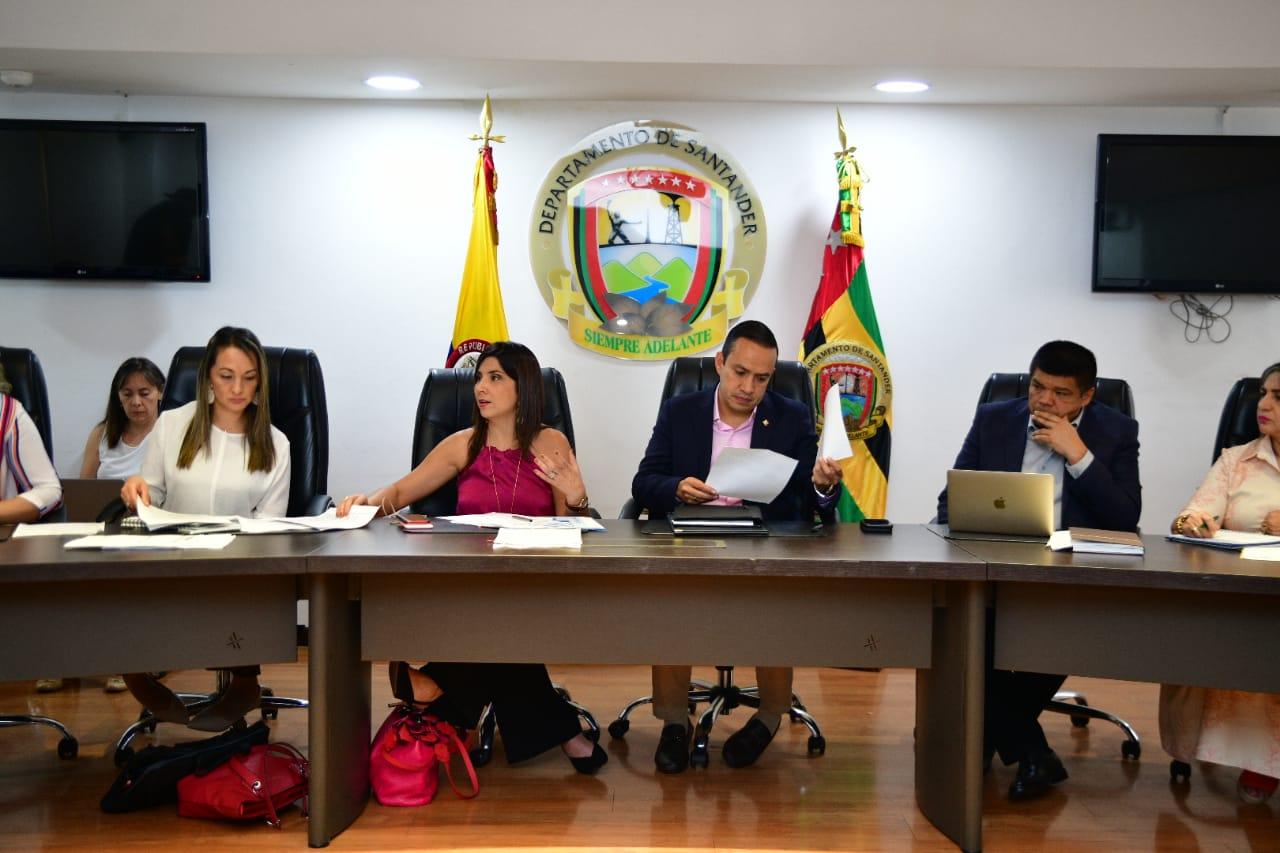 Ministra de Educación se reunió este miércoles con el Gobernador de Santander   Santander   EL FRENTE