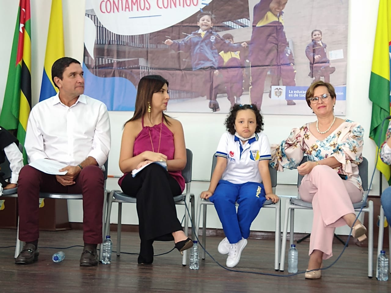 MinEducación inauguró jornada nacional escolar desde Bucaramanga  | Política | EL FRENTE