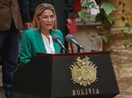 Denuncia y criticas de presidente Interina de Bolivia | Noticias | Mundo | EL FRENTE