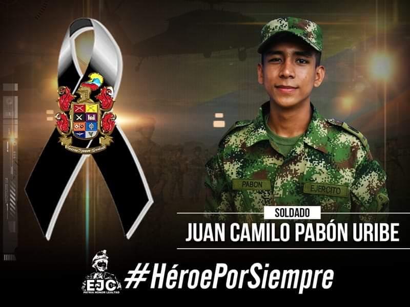 Muere soldado en medio de combate entre Ejército y Eln en Tibú, Norte de Santander | Local | Justicia | EL FRENTE