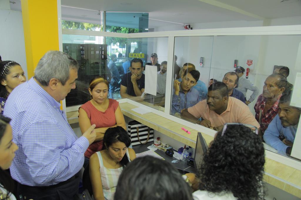 Trámites ágiles y oportunos para documentos. Certificado de residencia será expedido en tres días  | Municipios | Santander | EL FRENTE