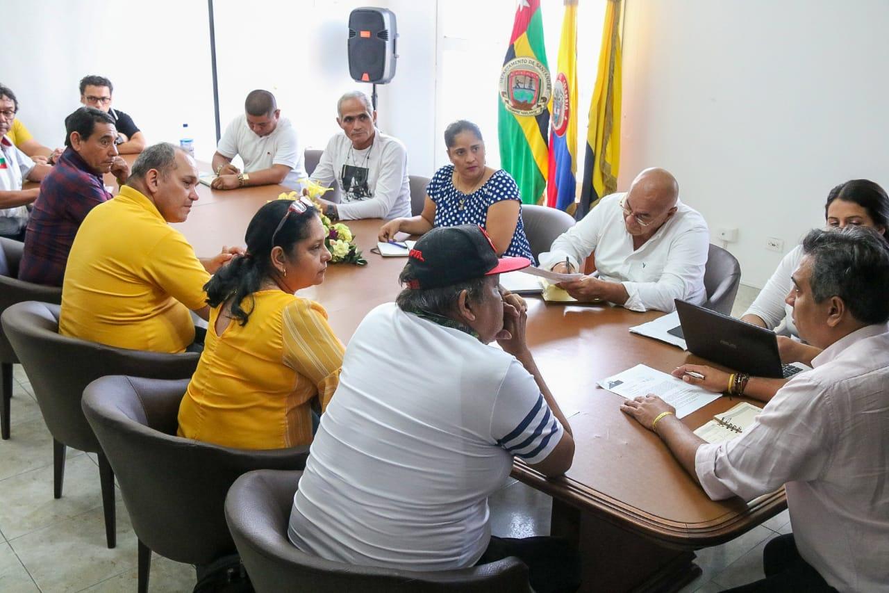 Asojuntas de Barrancabermeja pide una oficina para atender a la comunidad  | Municipios | Santander | EL FRENTE
