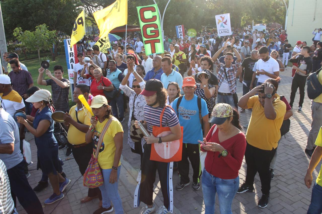 Fenalco rechaza el vandalismo en Santander. Comercio perjudicado por marchas del paro  | EL FRENTE