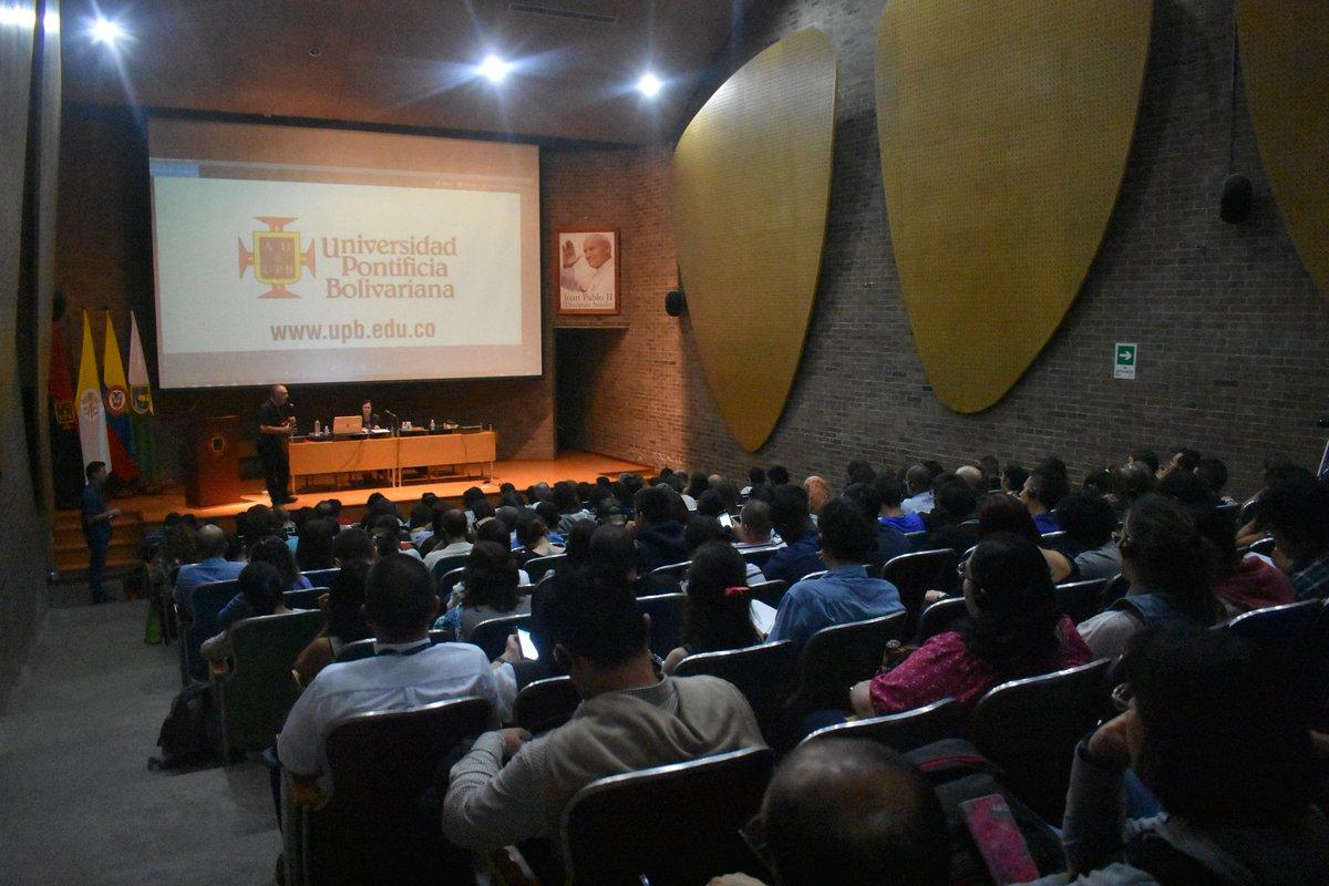 La UPB con innovación sostenible en ámbitos educativos. Tema de utilidad para docentes en Santander   EL FRENTE