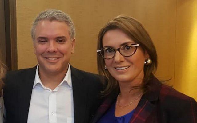 Lina Barrera iría para el Viceministerio del Deporte   EL FRENTE