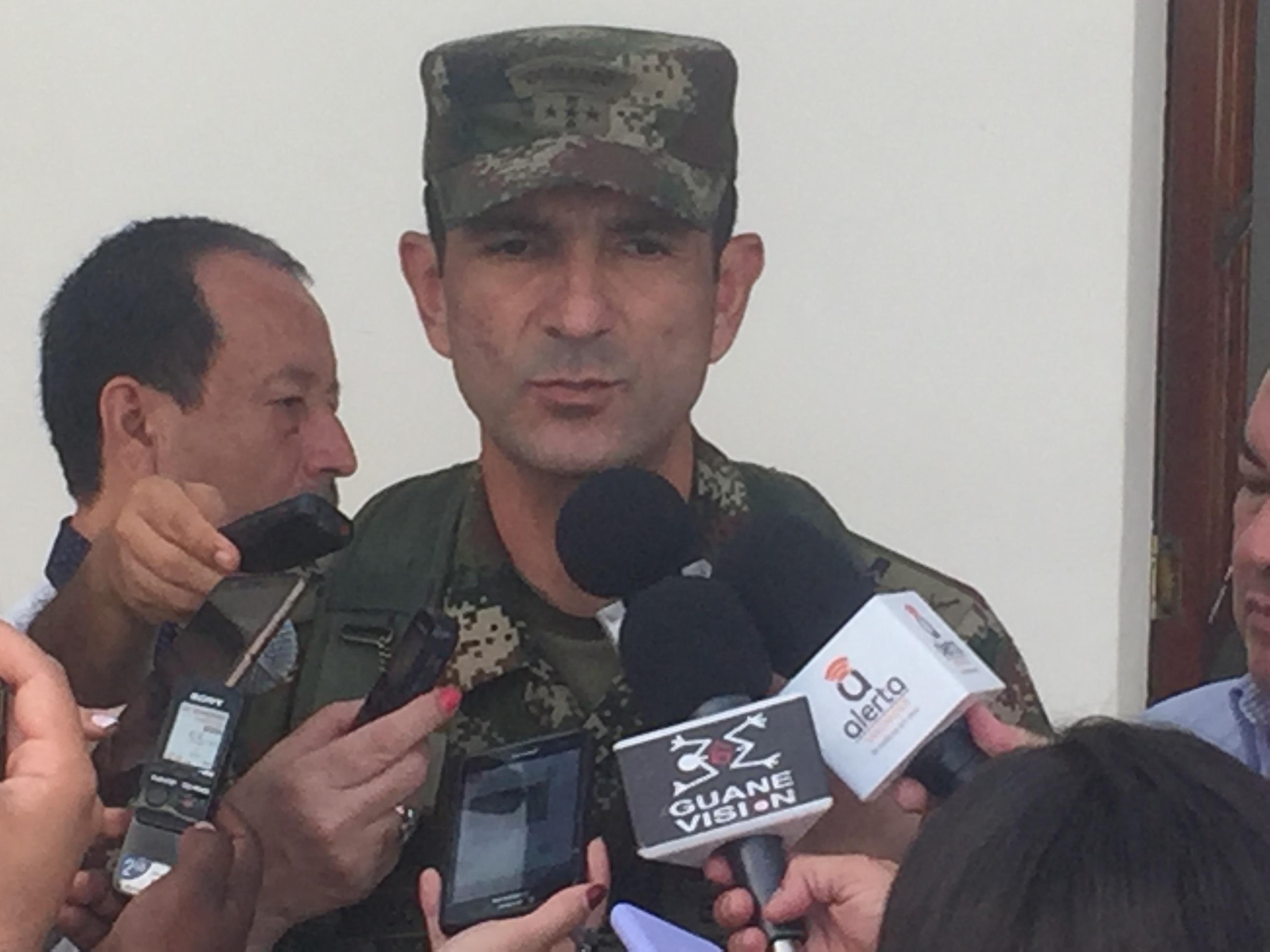 Consejo de seguridad ante anuncio de paro del ELN. Reforzadas las medidas de protección en Santander   EL FRENTE