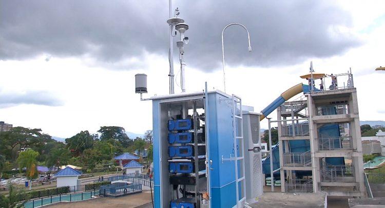 3 estaciones de 5 reportan mala calidad del aire en Bucaramanga | EL FRENTE