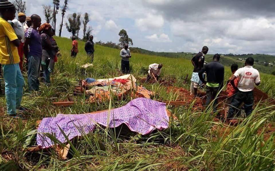 En Camerún asesinadas 22 personas | EL FRENTE